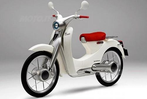 Honda Cub elettrico