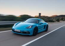 Porsche 718 Cayman GTS: bella fuori, cattiva dentro [Video]
