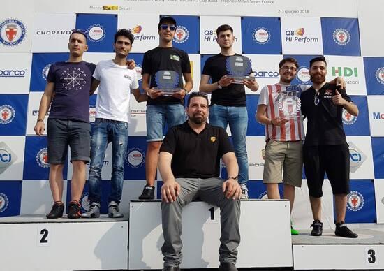 Porsche Carrera Cup Italia eSport, le pagelle