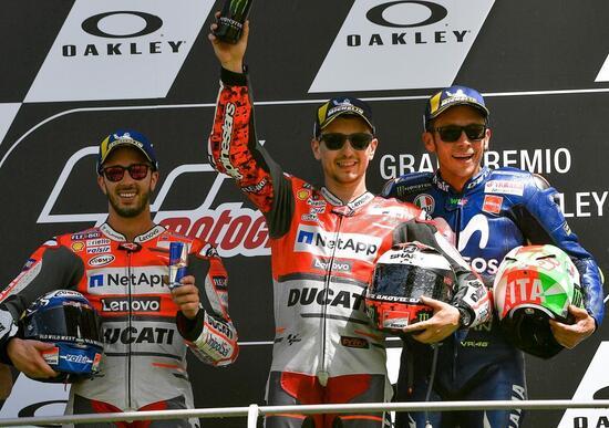 MotoGP 2018. Le pagelle del GP d'Italia