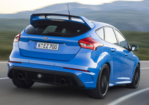Nuova Ford Focus RS [Video]