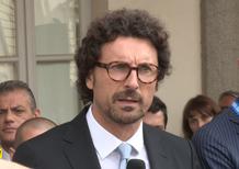 Nuovo governo, Toninelli: sosterremo la mobilità italiana con incentivi e regole nuove [video]
