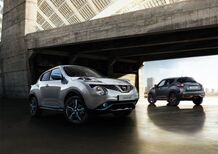 Nissan Juke, ecco il model year 2018