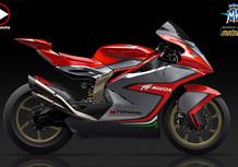 MV Agusta Moto2: il debutto a luglio