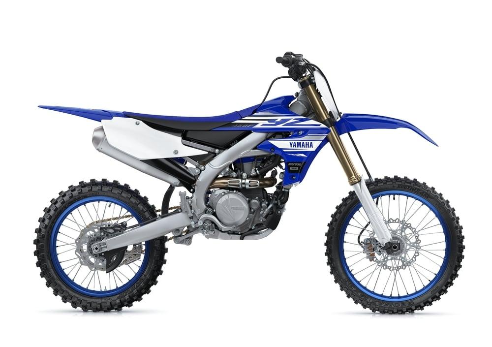Yamaha YZ 450 F (2019) (2)