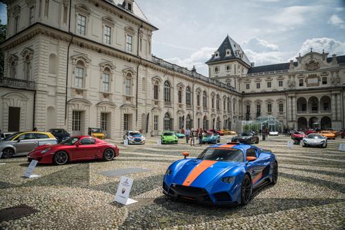 Salone dell'Auto di Torino: le foto più belle del Parco Valentino (6)