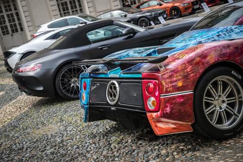 Salone dell'Auto di Torino: le foto più belle del Parco Valentino (7)