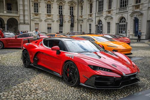 Salone dell'Auto di Torino: le foto più belle del Parco Valentino (2)