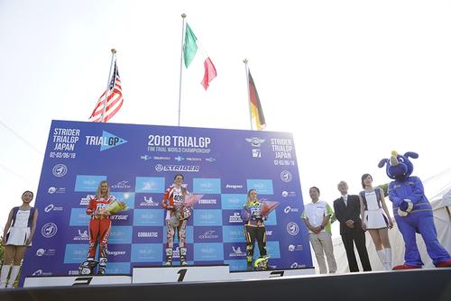 Mondiale Trial 2018. Gas Gas vince in Giappone in casa Honda (8)