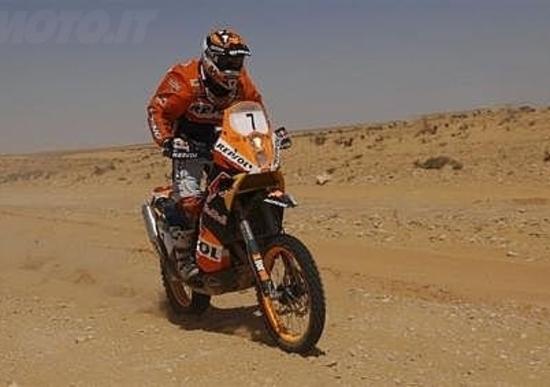 Marc Coma vince il Rally del Marocco