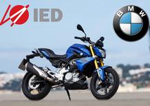 IED Milano: la BMW G 310 R è protagonista delle tesi di laurea