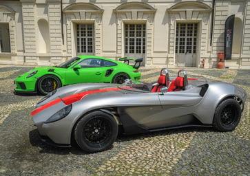 Salone dell'Auto di Torino: le foto più belle del Parco Valentino
