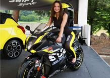 Suzuki GSX-R 1000 BeeRacing. Special replicabile