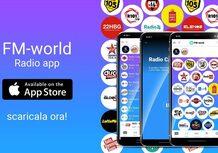 FM-world, nuova interfaccia per connettersi con il mondo della radio