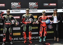 SBK 2018. Tom Sykes si aggiudica la Superpole a Brno