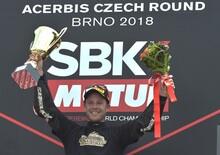 """SBK 2018. Rea: """"Brno è speciale. Qui ho battuto Biaggi, guardando guidare Checa"""""""