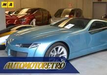 Automotoretrò 2016, i sensazionali prototipi della collezione Bertone