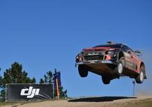WRC 2018/Citroen. Italia Sardegna 2. Ostberg e Breen, 6° e 7°, spettacolo e sicurezza