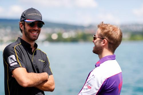 Formula E, ePrix di Zurigo: vince Di Grassi (4)