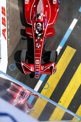 Formula E, ePrix di Zurigo: vince Di Grassi (5)