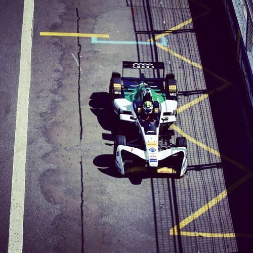 Formula E, ePrix di Zurigo: vince Di Grassi