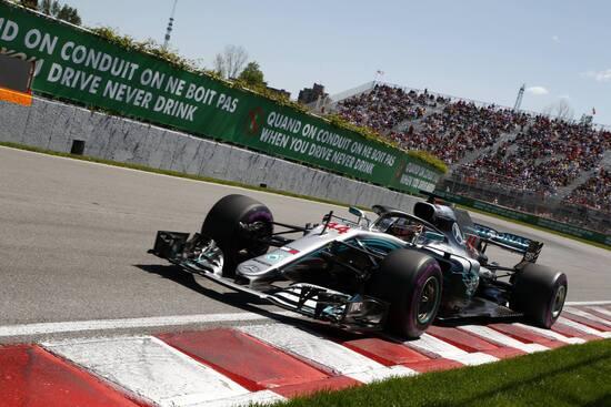 Lewis Hamilton, quinto, perde la testa del mondiale piloti