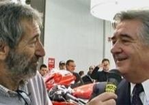 Mv Agusta ad Eicma 2009, intervista a Castiglioni