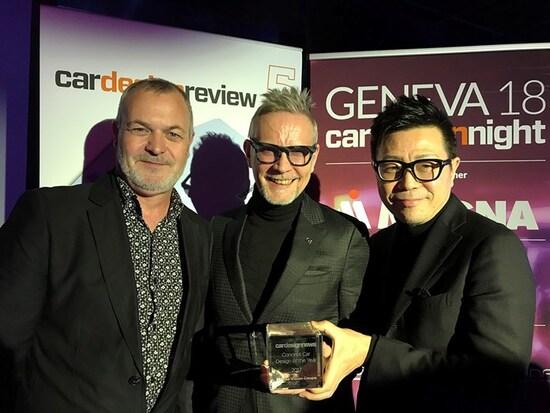 Il concept Mazda premiato a Ginevra 2018