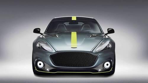 Aston Martin Rapide AMR, la serie limitata da 600 CV (6)