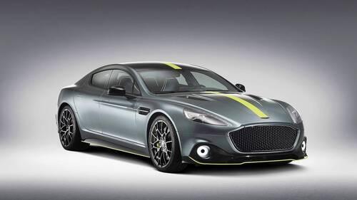 Aston Martin Rapide AMR, la serie limitata da 600 CV