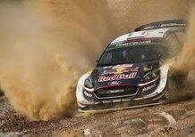 WRC18 Italia Sardegna. Reflex Highlights