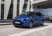 Toyota Aygo restyling 2018 | la citycar aggiorna il look e il motore [Video]