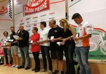 Con la Yamaha Niken alle 20.000 Pieghe: -1 allo start!
