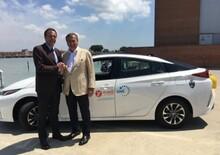 Yuko: a Venezia il primo car sharing ibrido con Toyota [video]