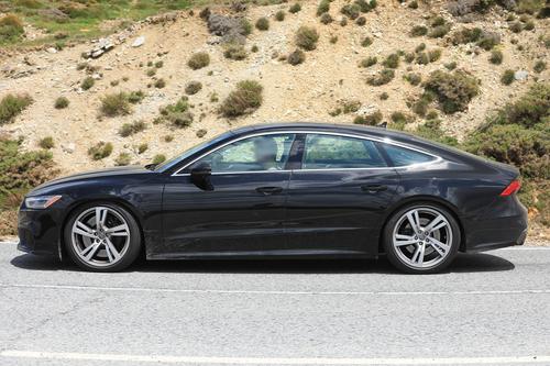 Audi S7, le foto spia (9)
