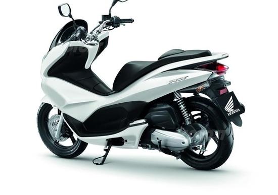 Il nuovo Honda PCX 125