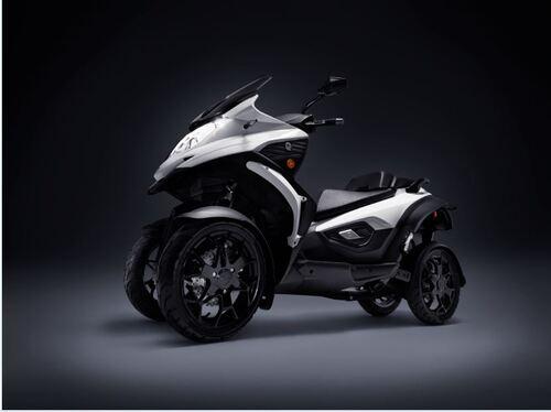 Quadro Qooder, finalmente in commercio lo scooter antibuche (2)