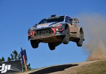 WRC18 Italia Sardegna. La Guerra dei Maiali