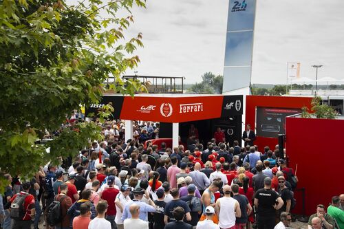 "Ferrari 488 Pista ""Piloti Ferrari"", dedicata a chi corre (8)"