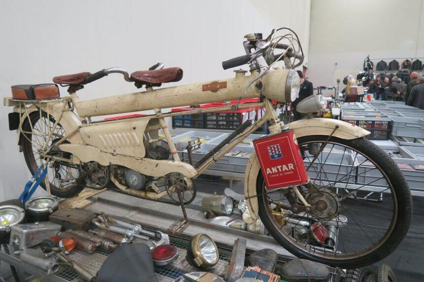Automotoretrò 2016, le moto esposte a Torino (2)