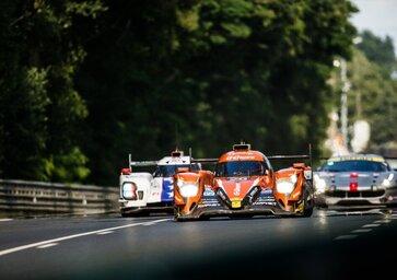 Le foto più belle dalla 24 ore di Le Mans 2018
