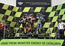 Quartararo e Bastianini vincono in Moto2 e Moto3