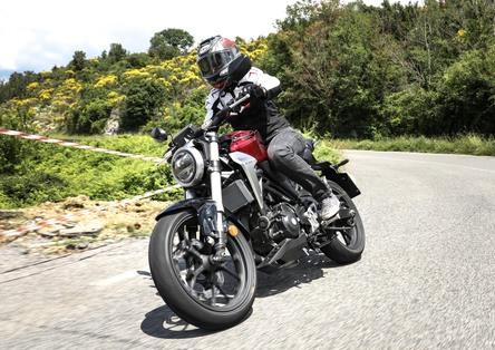 Honda CB300R. Bella e facile