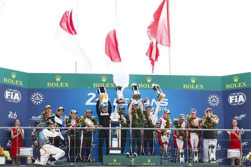 24 Ore di Le Mans, Doppietta Toyota: Alonso Nakajima e Buemi nella storia [video] (2)