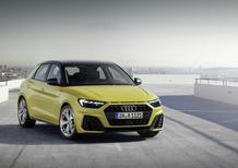 Nuova Audi A1 Sportback: eccola in anteprima [video]