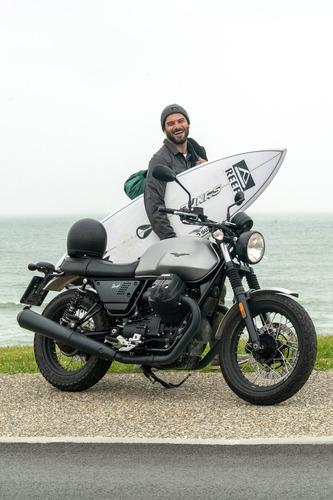 Moto Guzzi V7 III Limited, debutto a Wheels & Waves (3)