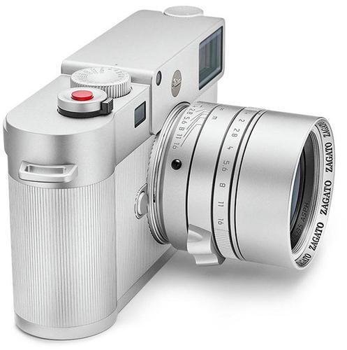Leica M10 Zagato, un'edizione limitata all'insegna dello stile