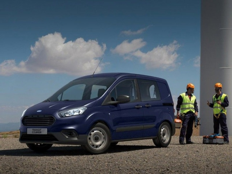 Ford Transit Courier Courier 1.0 EcoBoost 100CV Van Entry