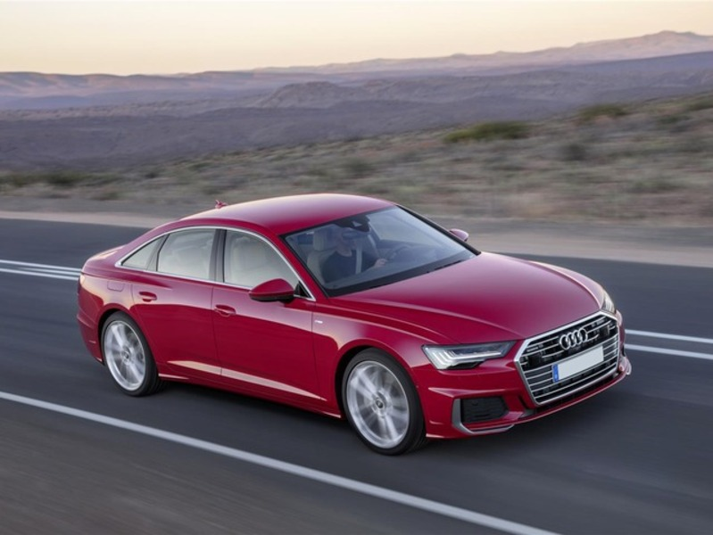 Audi A6 50 3.0 TDI quattro tiptronic Business Sport
