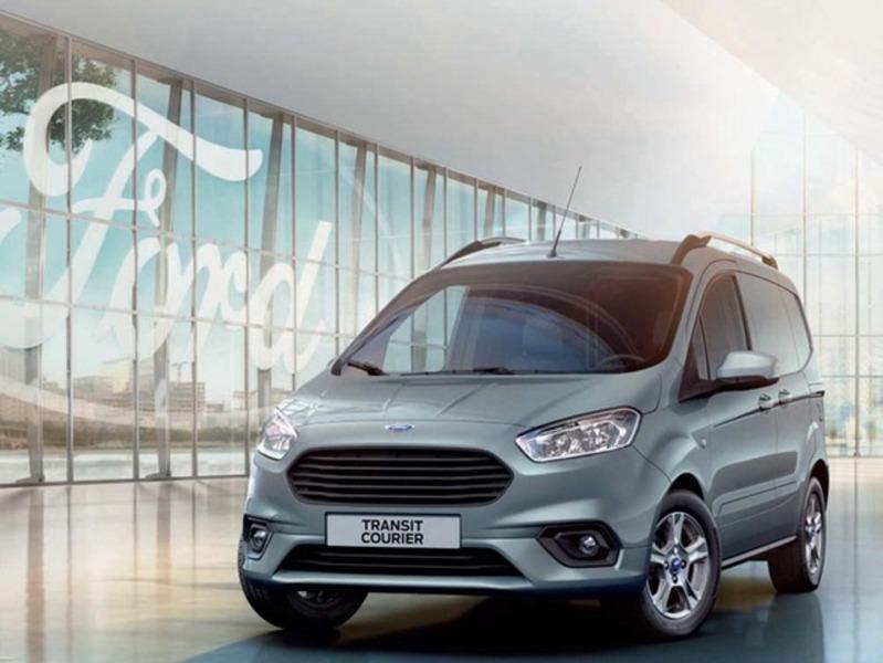 Ford Transit Courier Courier 1.0 EcoBoost 100CV Van Titanium